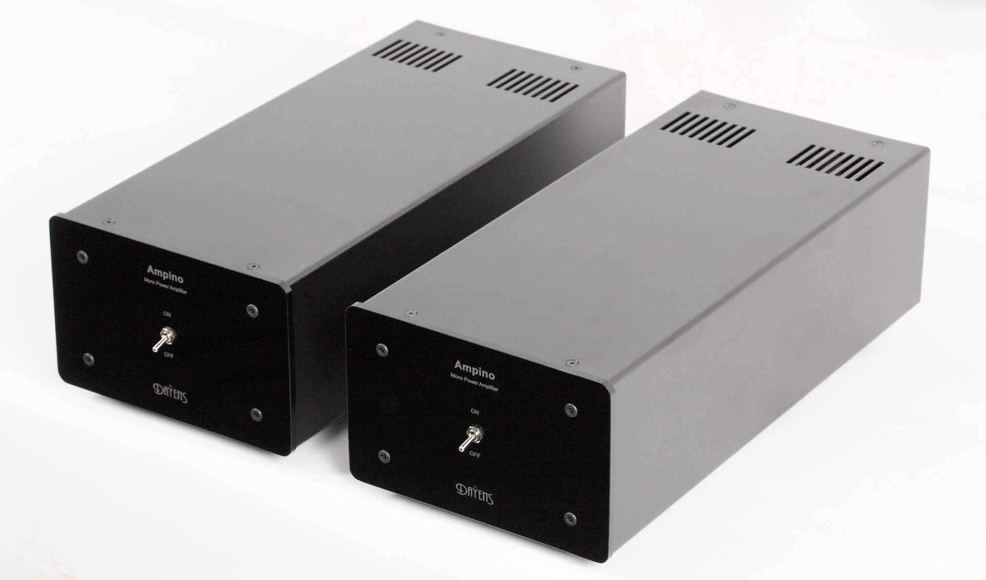 Dayens Power Amplifiers Ampino Mono Power Amplifier